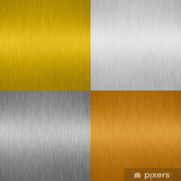 Papier peint vinyle Metal texture - Vente
