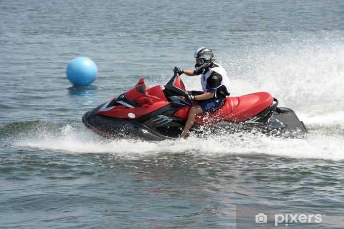 Fototapeta winylowa Watersport - Sporty wodne