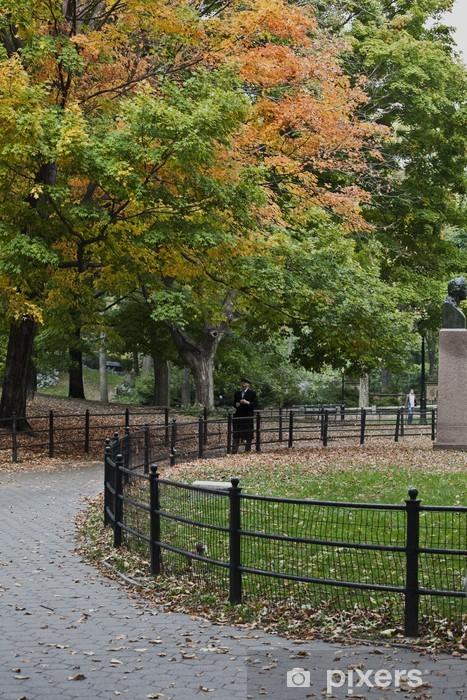 Papier peint vinyle Central Park - Saisons