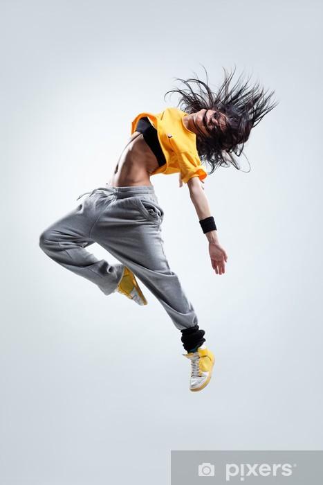 Vinyl Fotobehang De danser -