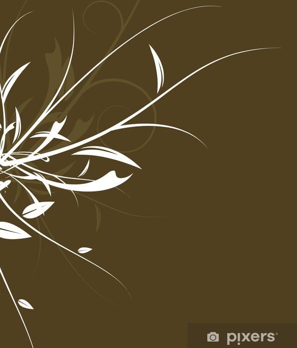 Nálepka Pixerstick Květinový - Květiny