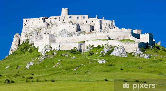 Fototapeta winylowa Spiski Zamek, Słowacja - Europa