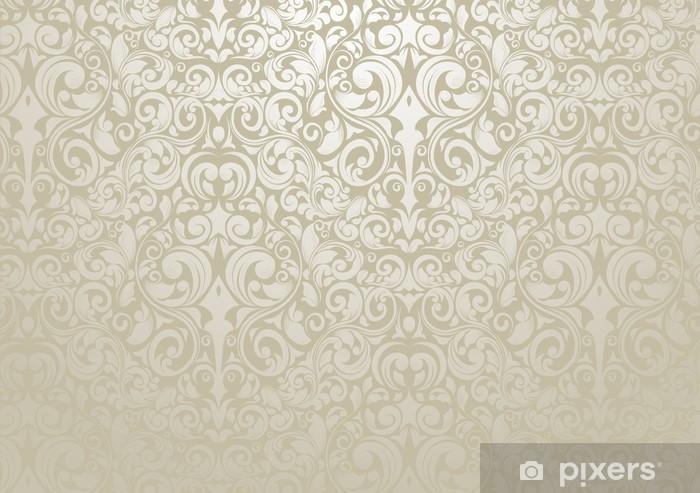 Fotomural Estándar Silver - Wallpaper - Temas