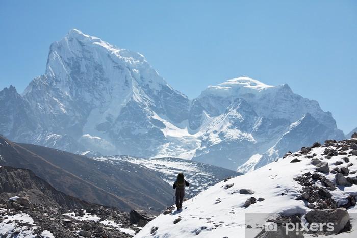 Fototapeta winylowa Wycieczka w Himalaje - Tematy