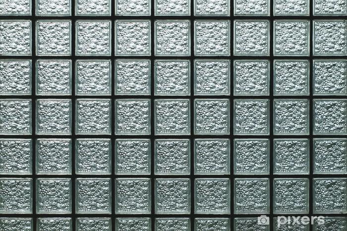 papier peint bloc de verre mur pixers nous vivons. Black Bedroom Furniture Sets. Home Design Ideas