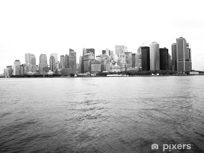 Papier peint vinyle Horizon - Paysages urbains