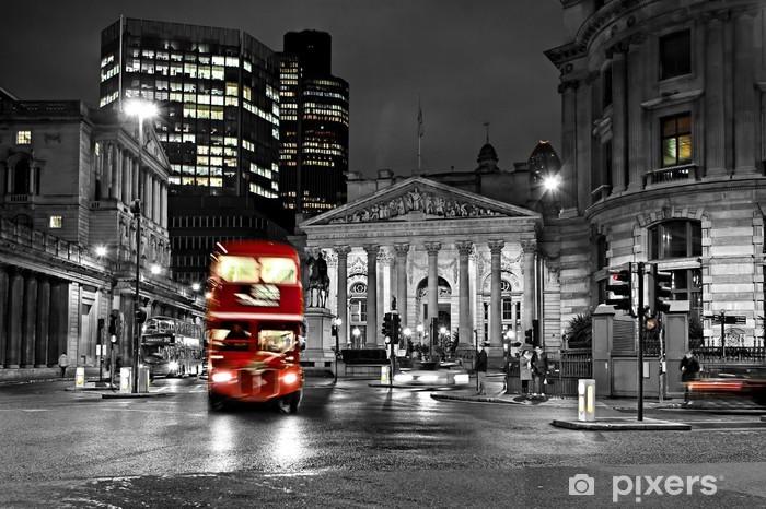 Naklejka na szafę Royal Exchange w Londynie -