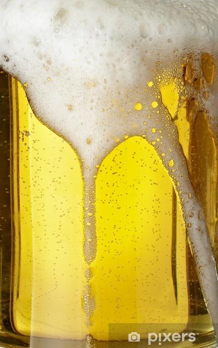 beer glass pint drink beverage alcohol Pixerstick Sticker - Themes