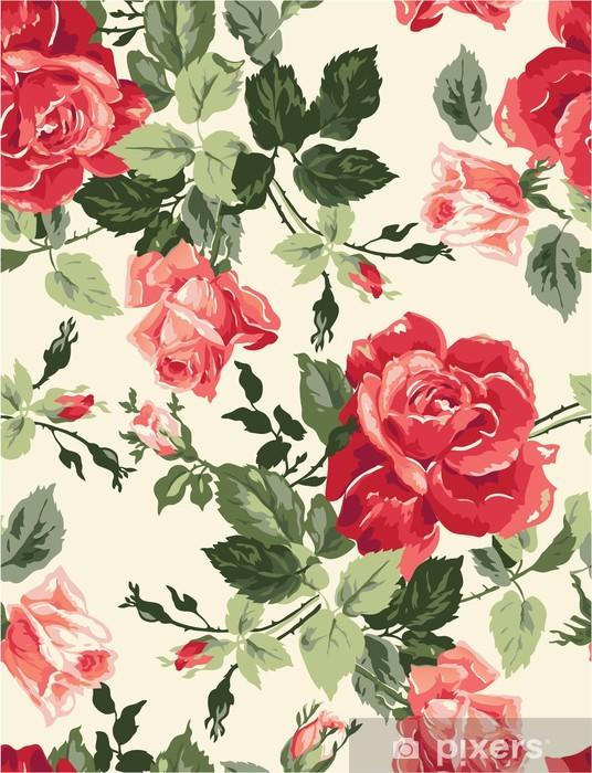 Papier peint vinyle Fantaisie rose fond d'écran - Thèmes