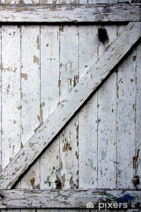 Fototapeta winylowa Stare drzwi - Tematy