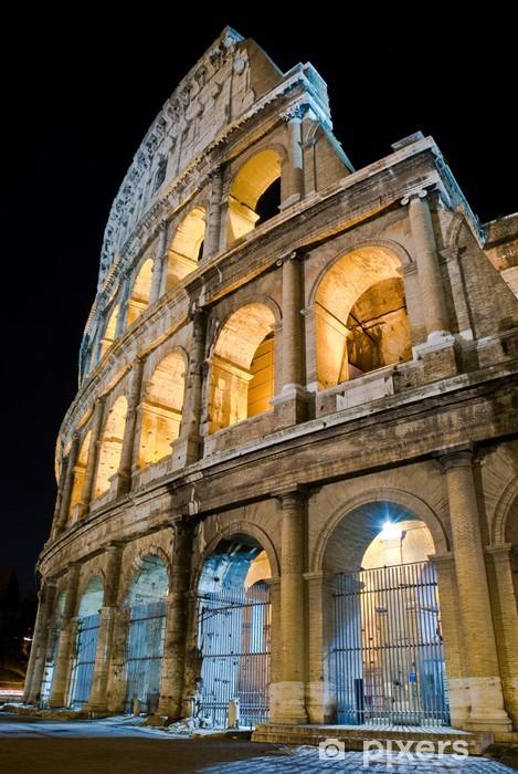 Vinyl-Fototapete Colosseum, Rome - Themen