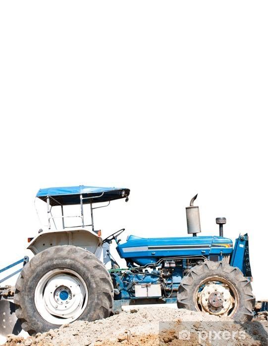 Nálepka Pixerstick Traktor - Stroje