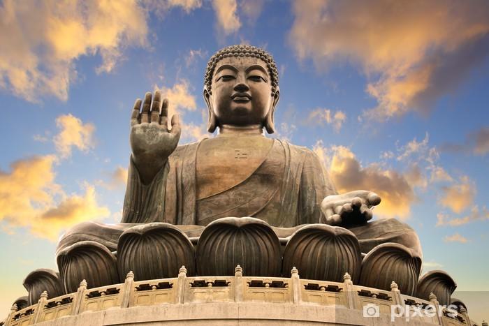 Afwasbaar Fotobehang Giant Buddha - Stijlen