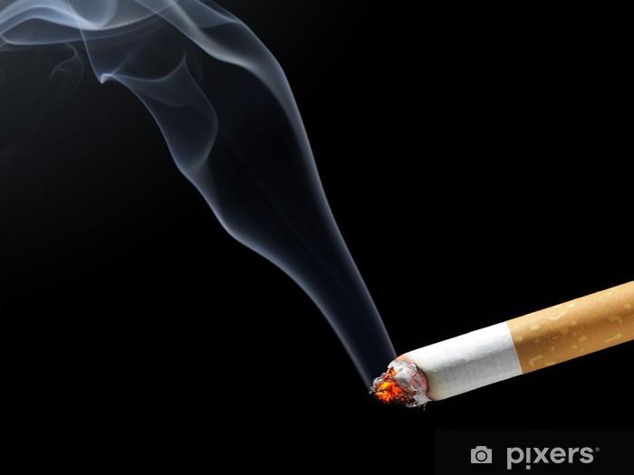 Naklejka Pixerstick Dym papierosowy - Tematy