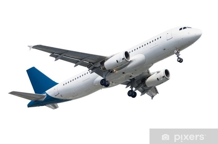 Sticker Pixerstick Avion - Situations
