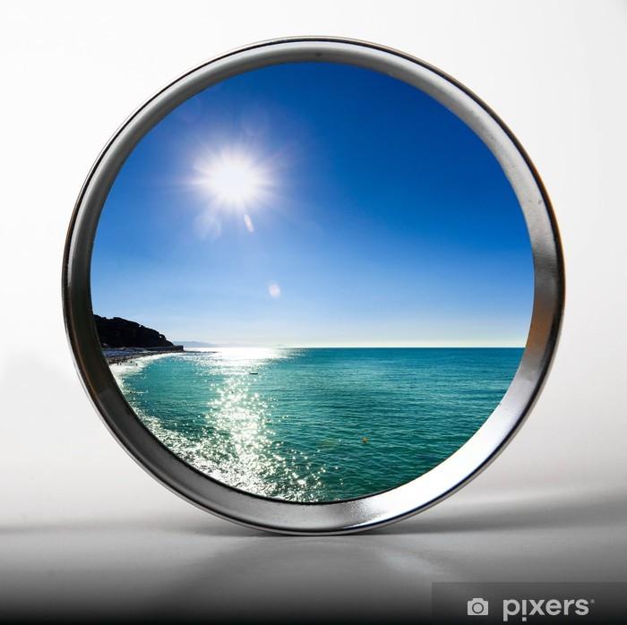 Vinyl-Fototapete Sommerferien - Urlaub