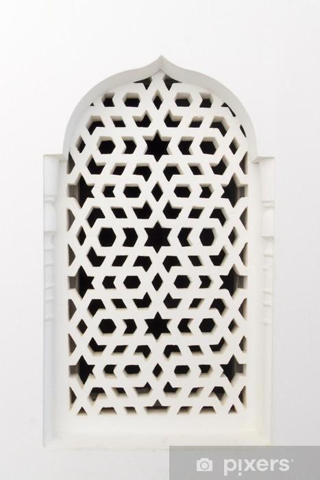 Bureau- en Tafelsticker Wit venster - iStaging