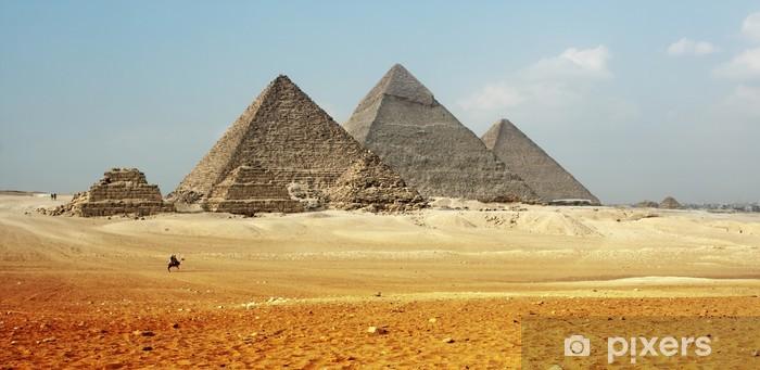 Nálepka Pixerstick Egypt - Památky