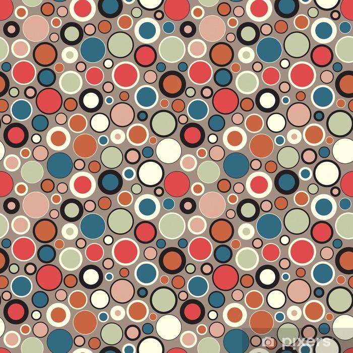 Poster Cercles lumineux de différentes tailles - Thèmes
