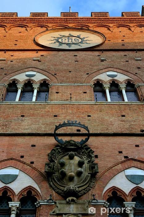 Naklejka Pixerstick Siena - Europa