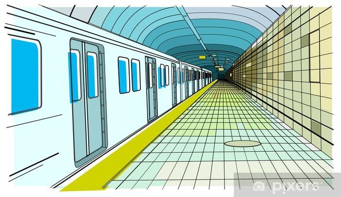 Papier peint vinyle 11 Urban - Thèmes