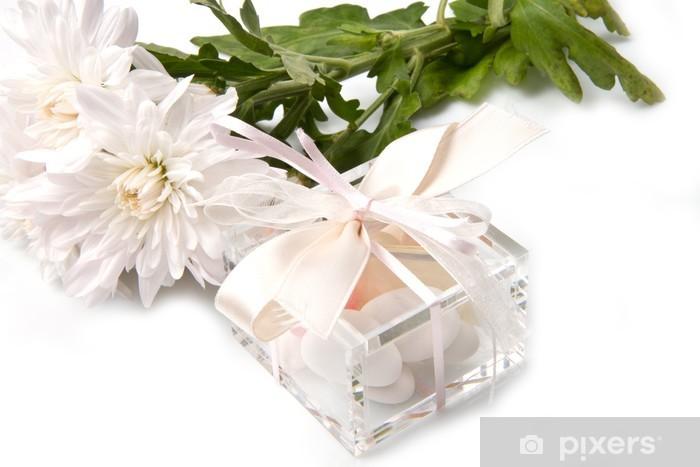 Adesivo Pixerstick Bomboniera - Celebrazioni