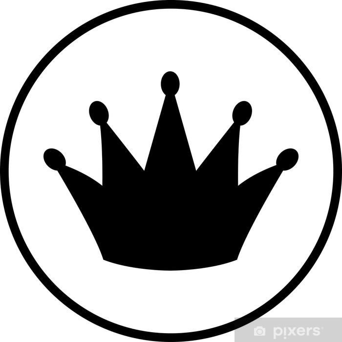 Plakát Koruna symbol - Úspěch