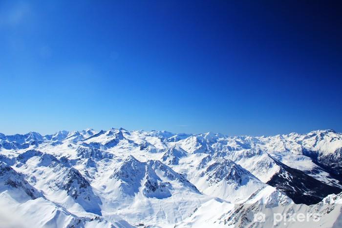 Fototapeta winylowa Zobacz Pic du Midi - Przestrzeń kosmiczna