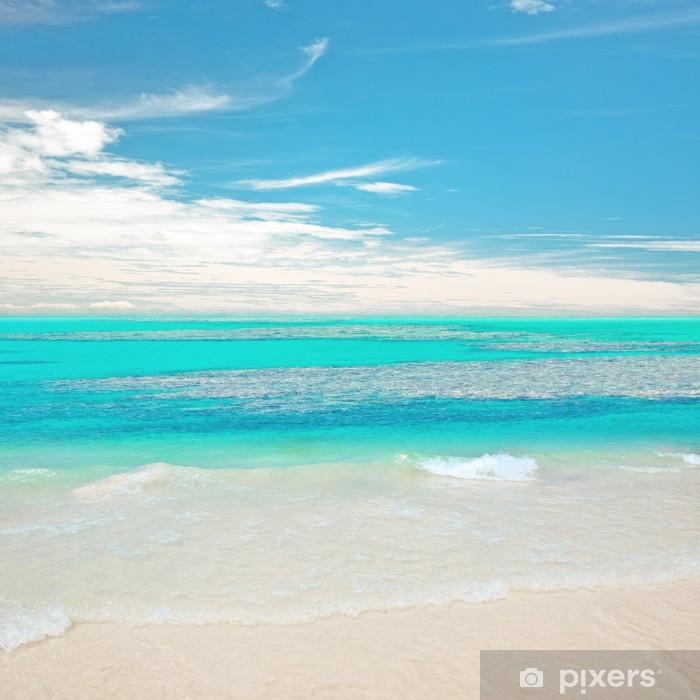 Fototapeta winylowa Lost Island - Oceania