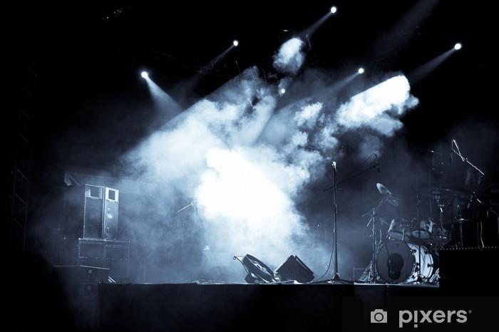 Fototapeta winylowa Etap W Lights - Selen - Rozrywka