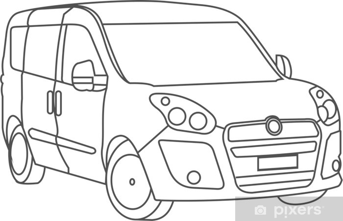Vectorized Doblo Wall Mural Pixers We Live To Change