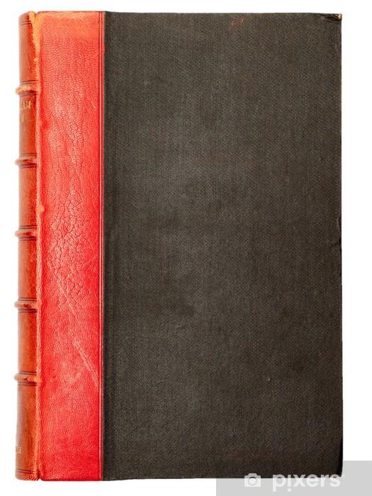 Sticker Couverture Vierge D Un Livre De Cru Pixerstick