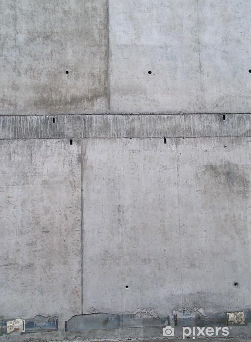 Fototapeta winylowa Betonowy mur - iStaging