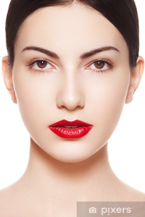 makeup ansigt