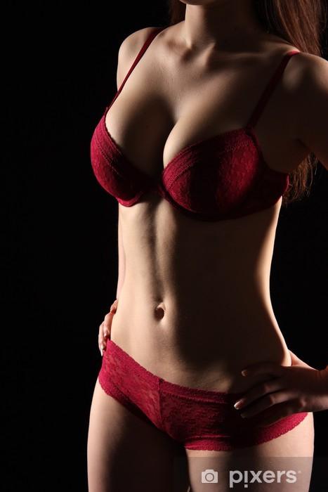 Frauen körper perfekter Schönheitsideale: Eine
