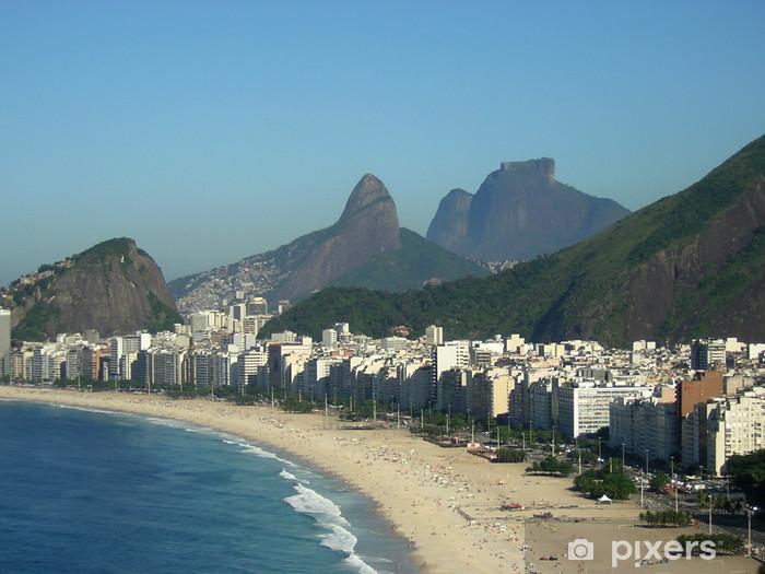Vinylová fototapeta Copacabana - Vinylová fototapeta
