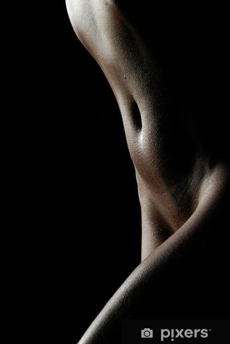 Vinilo Pixerstick Mujer vientre - Temas