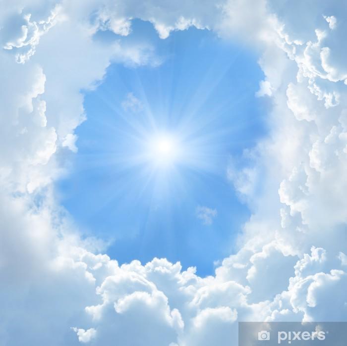 Fototapeta winylowa Piękne chmury - Tematy