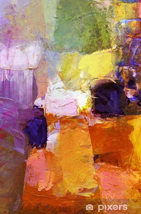 Fototapeta winylowa Farba akrylowa tle - Przeznaczenia