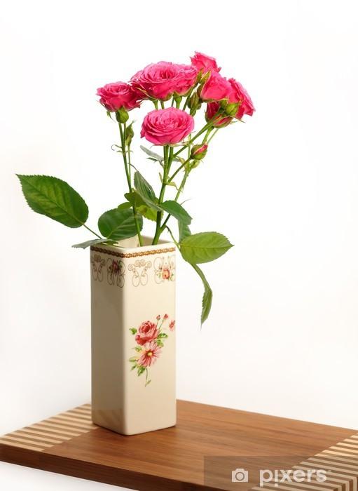 Naklejka Pixerstick Roses - Kwiaty