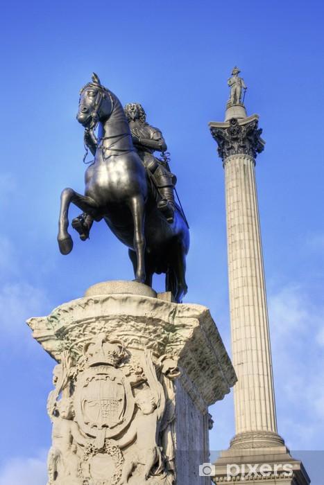 Papier peint vinyle Londres - Trafalgar Square - Villes européennes