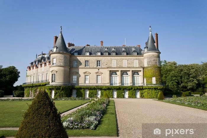 Vinylová fototapeta Château Rambouillet - Vinylová fototapeta