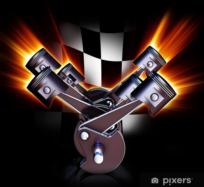Pixerstick Sticker Motorsport - Thema's