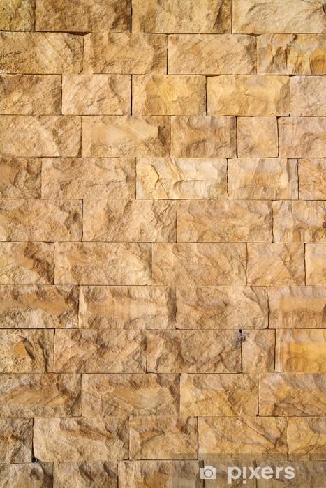 Fototapeta winylowa Dachówka tle ściany łupek - Przemysł ciężki