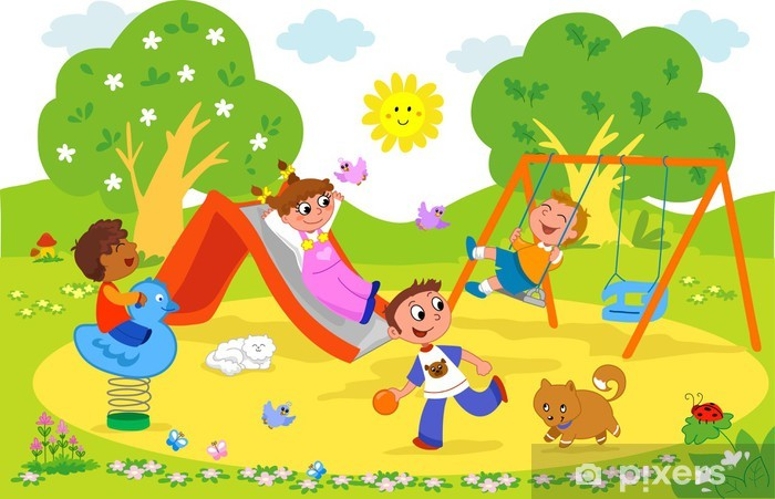 Znalezione obrazy dla zapytania dzieci bawiace się