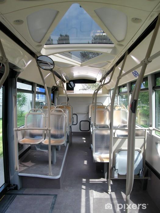 Naklejka Pixerstick Wnętrze - Transport drogowy