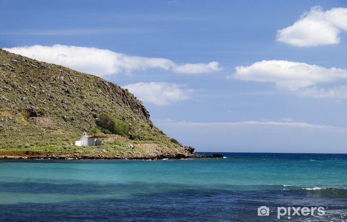Fototapeta winylowa Grecki krajobraz (Kreta) - Europa