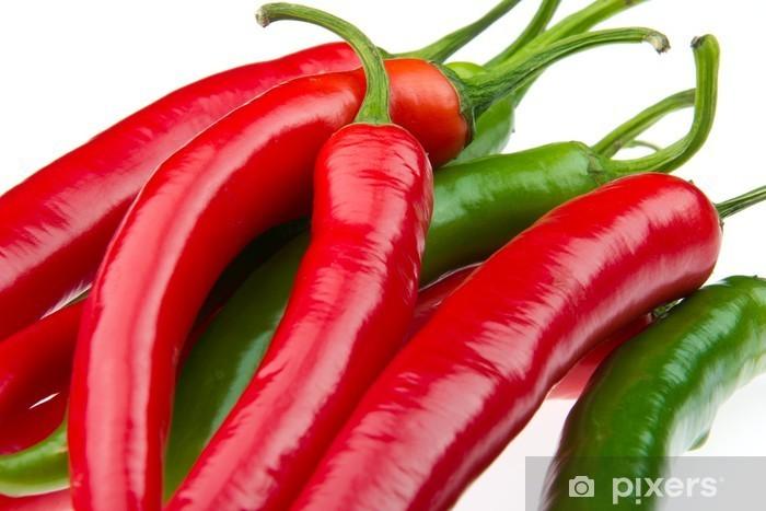 Naklejka Pixerstick Papryczki 13 - Przyprawy i zioła