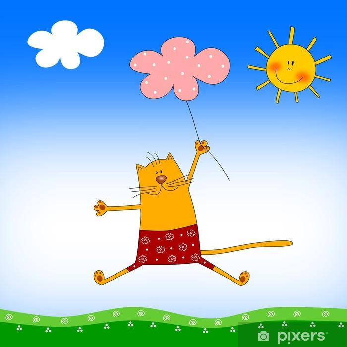Illustration for children Poster - Imaginary Animals