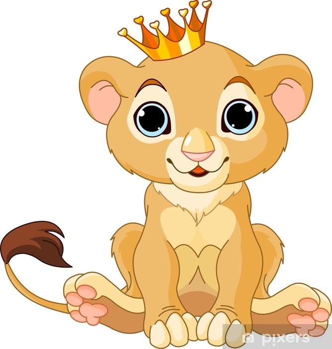 8ba98152d9f8a Papier peint Le Roi Lion Cub • Pixers® - Nous vivons pour changer